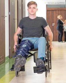 Pacjent po wypadku - img