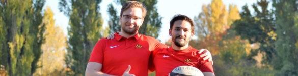 Zawodnicy SKRA Rugby pod opieką medyczną CM Gamma - zdjęcie