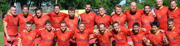 SKRA Rugby Warszawa pod opieką medyczną CM Gamma! - zdjęcie