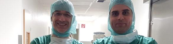 Dr Paweł Adamczyk wrócił ze szkolenia w Wiedniu - zdjęcie