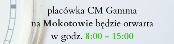 zmiana godzin pracy placówki na Mokotowie 21.06 - zdjęcie