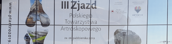 Reprezentacja CM Gammy na III Zjeździe Polskiego Towarzystwa Artroskopowego - zdjęcie